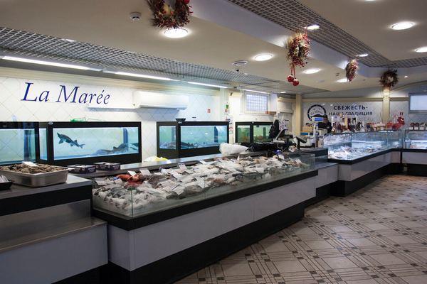 Компания La Maree («ЛА МАРЕ») - надежный поставщик морепродуктов