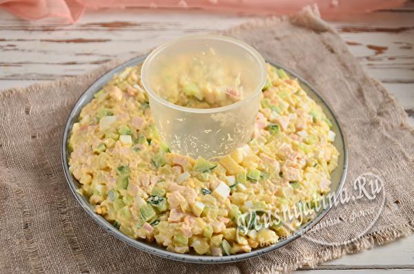 8 простых и вкусных салатов на Пасху