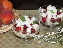 Салаты с дыней - лучшие рецепты лета