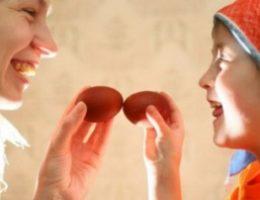 Миниатюра к статье Пасха – обычаи и традиции