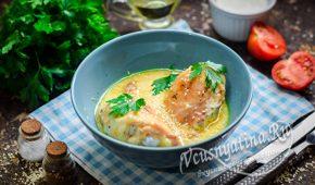 Миниатюра к статье Куриные бедра в сметане — вкусный рецепт без лишних хлопот
