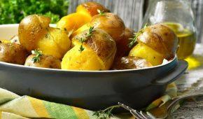 Миниатюра к статье Простые и вкусные блюда из картофеля на Новый год 2020