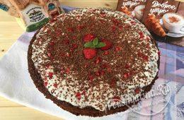 пирог crazy cake