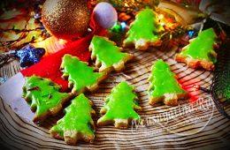 новогоднее печень