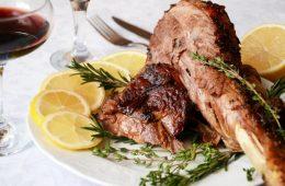 Миниатюра к статье Голени индейки запеченные в духовке — 6 вкусных и быстрых рецептов