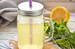 Миниатюра к статье Имбирный чай с лимоном и медом для похудения в домашних условиях
