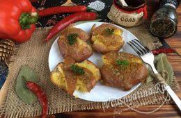 Миниатюра к статье Картофель по-австралийски — способ превращения банальной картошки в очень вкусную картошку