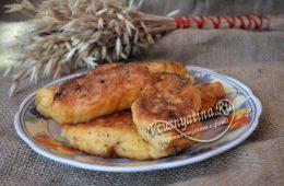 Картофельные зразы – рецепт с фото