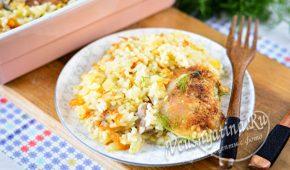 Миниатюра к статье Реально самая вкусная курица с рисом