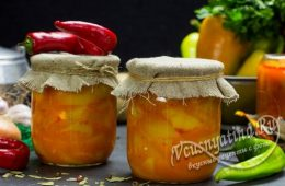 Лечо из болгарского перца – пальчики оближешь