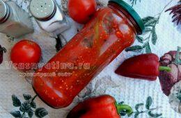 Лечо из болгарского перца на зиму, пальчики оближешь