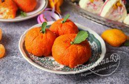 Миниатюра к статье Закуска «Мандаринки» – 6 пошаговых рецептов к Новогоднему столу