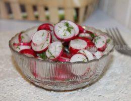 Маринованная редиска за 30 минут: рецепт с фото