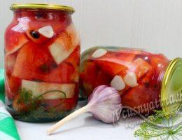 маринованные арбузы