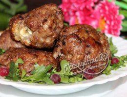 Зразы мясные с яйцом – рецепт с фото