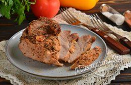 Нежное и сочное мясо