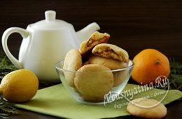 Миниатюра к статье Супер вкусное печенье на желтках — тает во рту