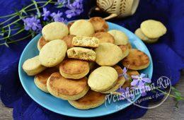 Печенье на рассоле от помидоров