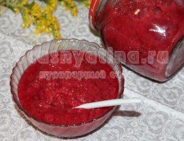 Варенье из кабачков со смородиной – рецепт с фото по шагам