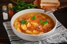 Простой суп на каждый день