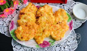 Миниатюра к статье Рубленные котлеты из курицы с крахмалом и майонезом – пошаговый рецепт