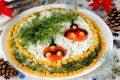 Миниатюра к статье Салаты на Новый год Свиньи – 20 лучших рецептов