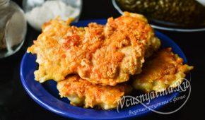 Миниатюра к статье Вкуснейшие шницели из курицы с сыром