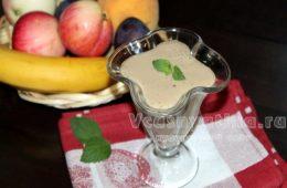 Рецепт смузи из сливы и банана