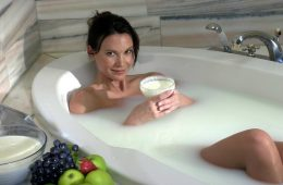 принимаем содовые ванны правильно