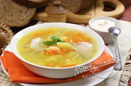 Миниатюра к статье Как правильно готовить суп — секреты приготовления