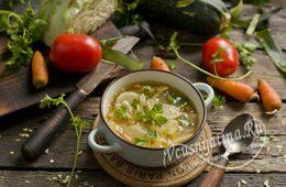 Миниатюра к статье Жиросжигающий суп «8 кг за неделю» – рецепт
