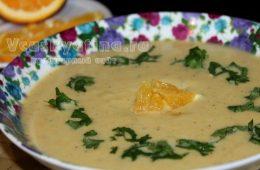 Суп-пюре из кабачков со сливками: рецепт с фото