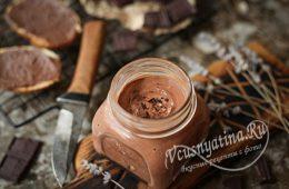 Миниатюра к статье Плавленый шоколадный сыр — вкуснота из творога на каждый день