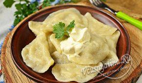 Миниатюра к статье Вареники с салом и сырой картошкой – настоящее объедение
