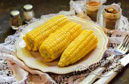 Миниатюра к статье Как сварить кукурузу, чтобы она была вкусная и сочная