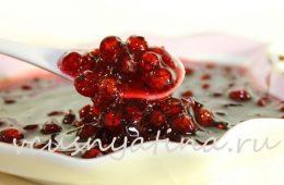 Красная смородина: рецепты