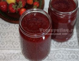 Варенье из красной смородины с апельсинами: рецепт с фото