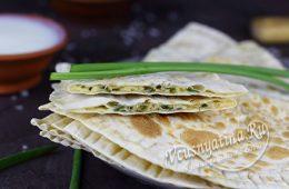 Крымский янтык с сыром