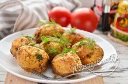 Миниатюра к статье Молодой картофель запеченный целиком – самый лучший гарнир на свете