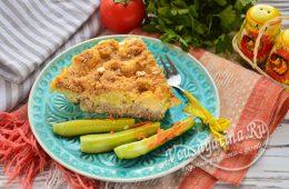 Миниатюра к статье Запеканка из цветной капусты с фаршем – ужин на каждый день